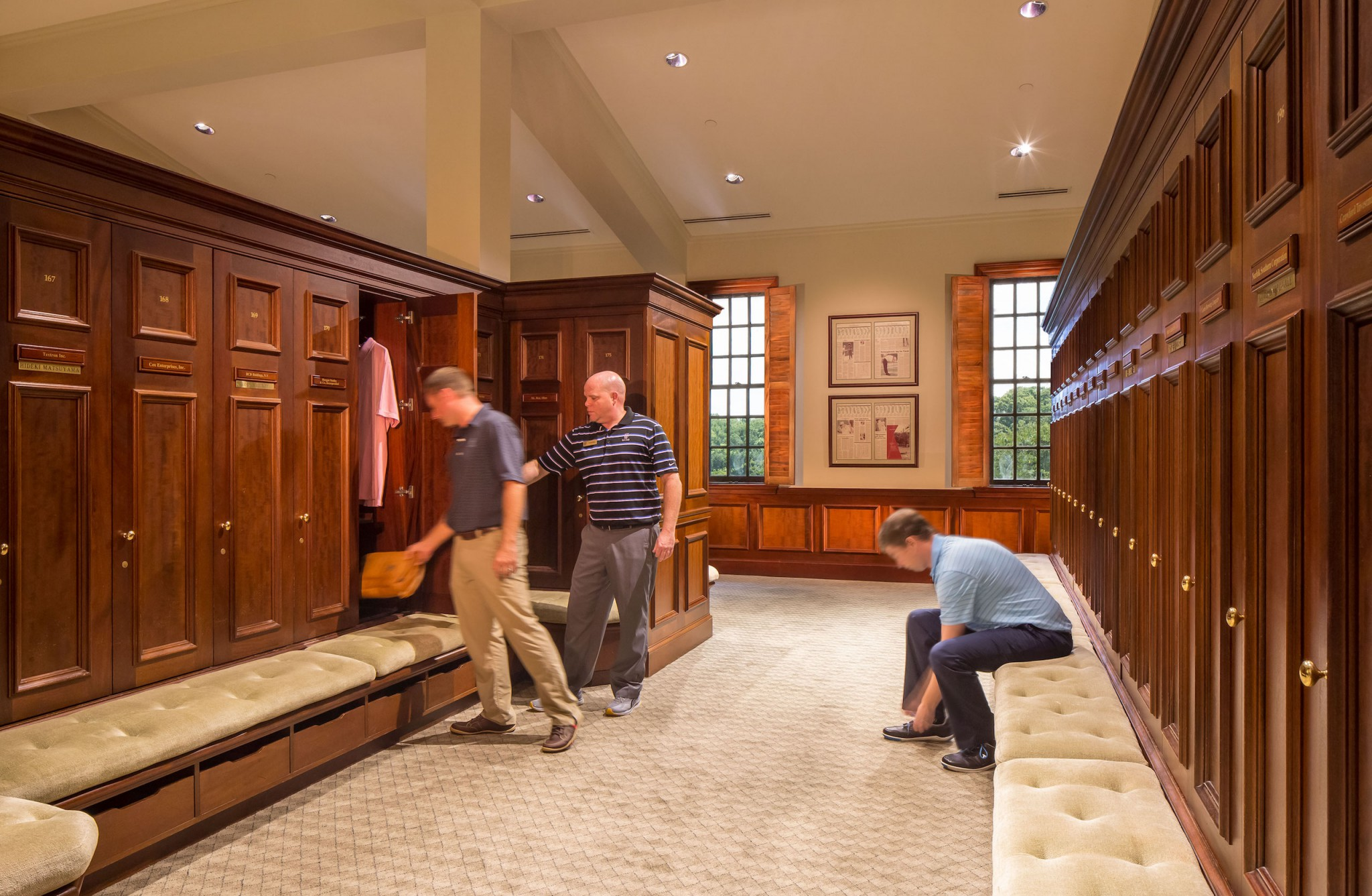 Members home east lake golf club for Image of a room