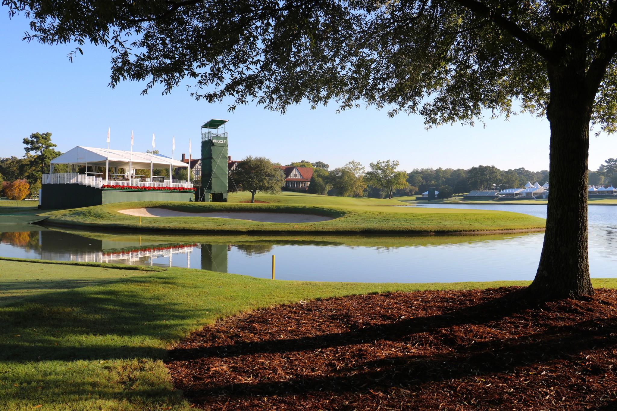 TOUR Championship 2015 - East Lake Golf Club