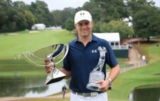 Jordan Spieth, East Lake Golf Club