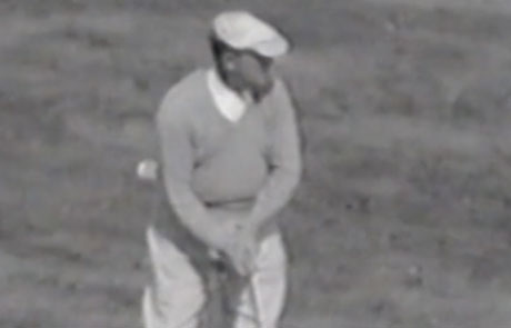 Bobby Jones at East Lake
