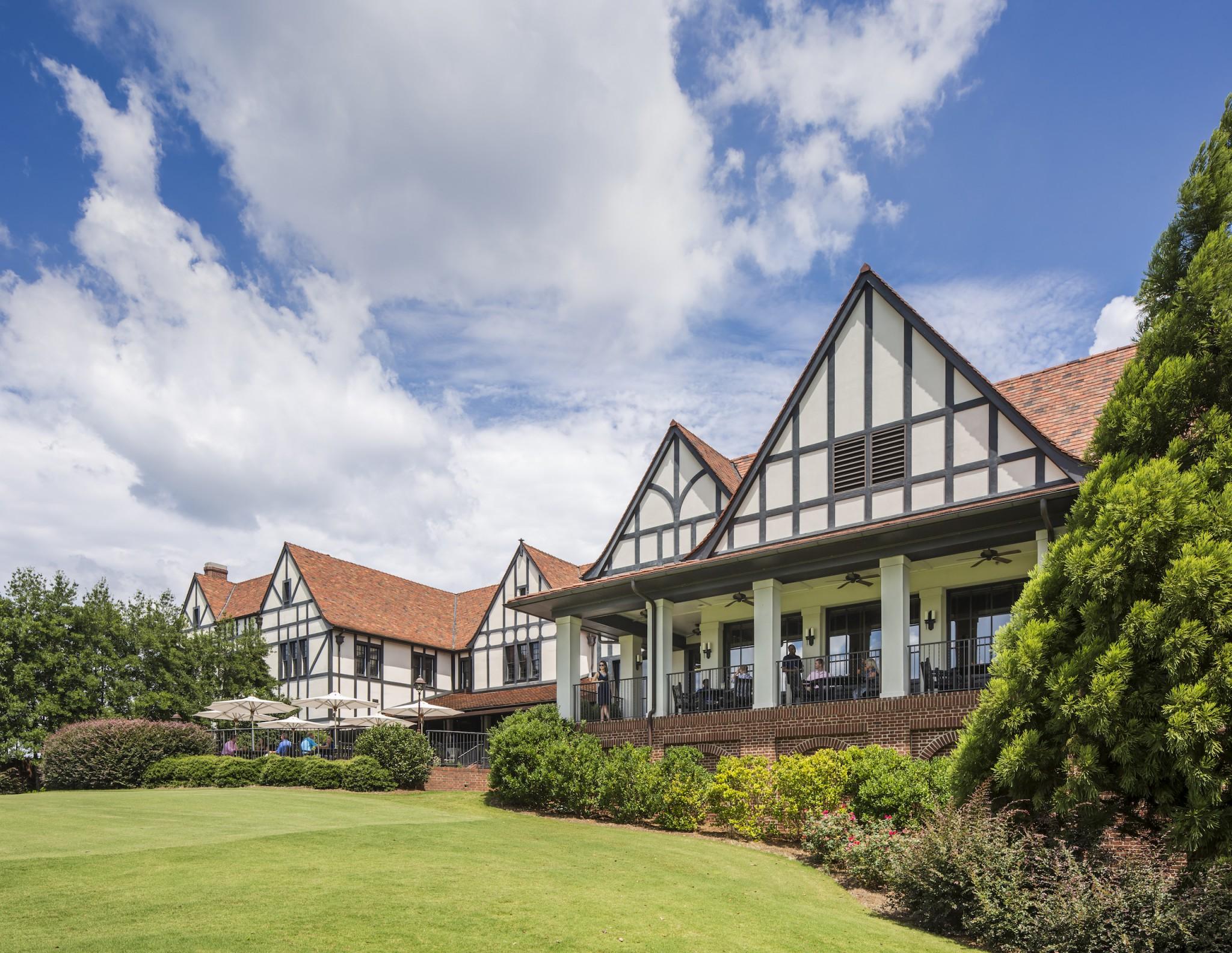 East Lake Golf Club Terrace