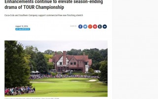 TOUR Champ Sponsorship Announcement 2016